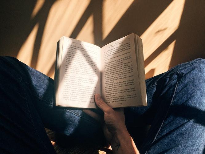 Чтение книг полезно для здоровья фото 3