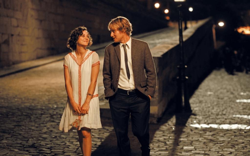 Фильм «Полночь в Париже» фото