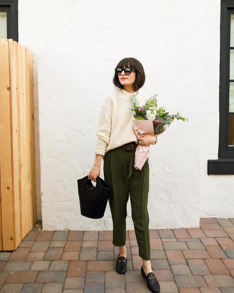модные блогеры инстаграм