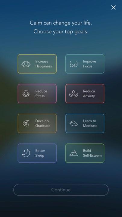 приложения для расслабления