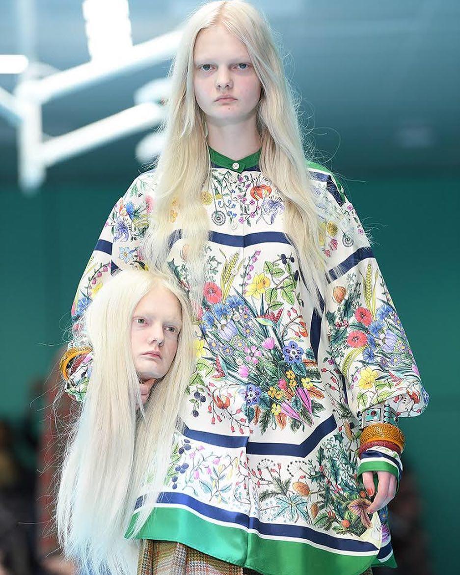 Gucci представили новую коллекцию FW 18-19-320x180