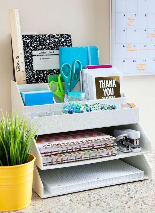 Как креативно организовать свое рабочее место-Фото 1