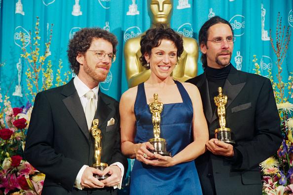 Фрэнсис МакДорманд на церемонии «Оскар» фото