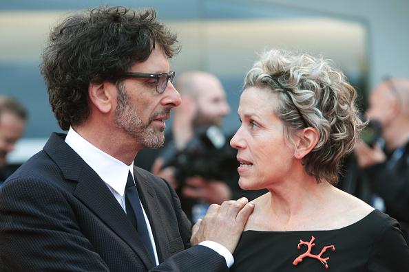 Фрэнсис МакДорманд с мужем фото