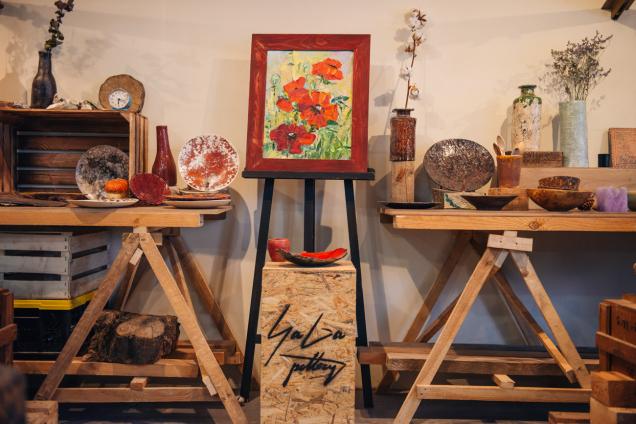 SaGa Pottery: украинская керамика с душой