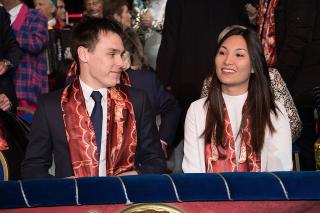 Внук Грейс Келли женится на возлюбленной вьетнамского происхождения