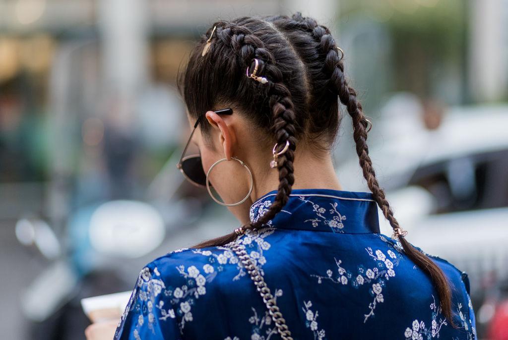 вредные прически для волос