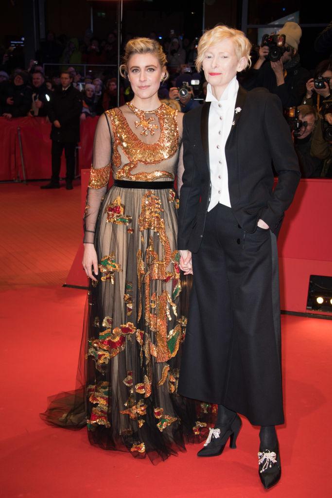 Берлинале 2018: какие звезды посетили открытие кинофестиваля-Фото 3