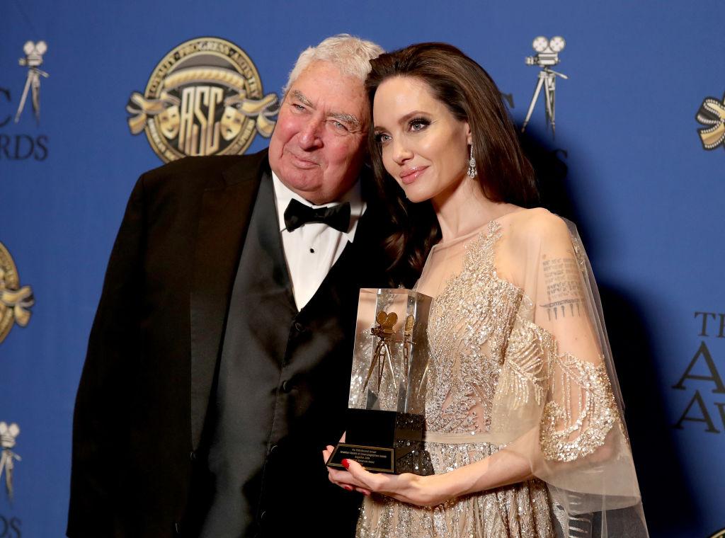 Анджелина Джоли получила премию BAFTA-320x180