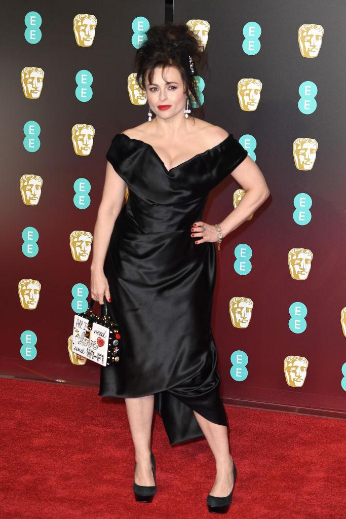 Против сексуальных домогательств: кто надел черный наряд на премию BAFTA-Фото 2