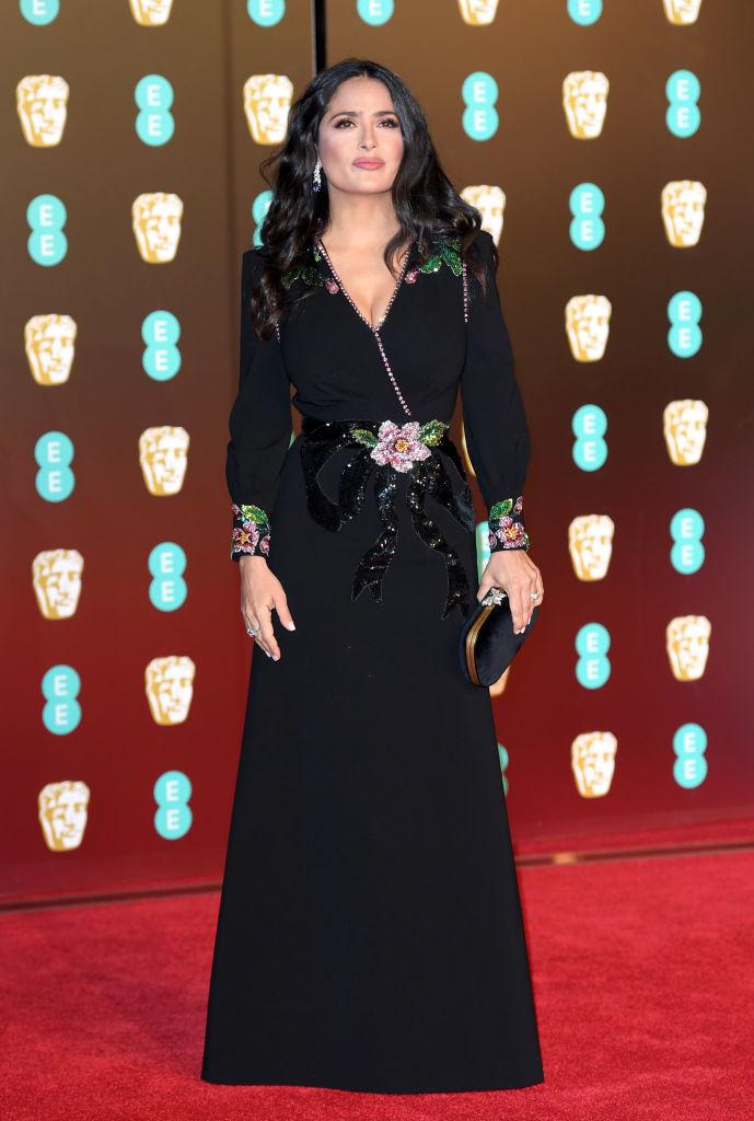Против сексуальных домогательств: кто надел черный наряд на премию BAFTA-Фото 4