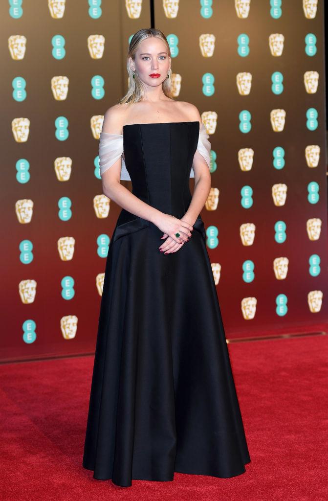 Против сексуальных домогательств: кто надел черный наряд на премию BAFTA-Фото 5