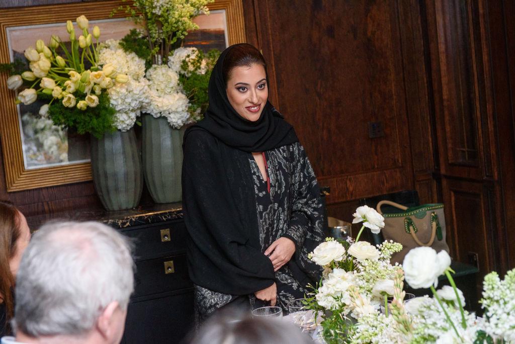 принцесса саудовской аравии