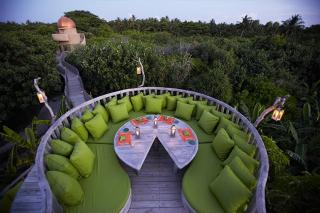 Идеальное место для праздника: День всех влюбленных на курорте Soneva