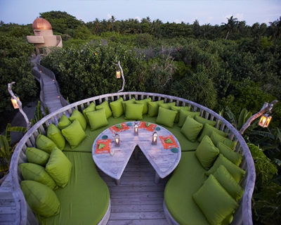 Идеальное место для праздника: День всех влюбленных на курорте Soneva-430x480