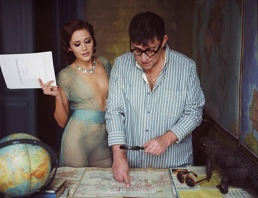 Идея для подарка: книга фотохудожника Руслана Лобанова The Wrong Door-Фото 3