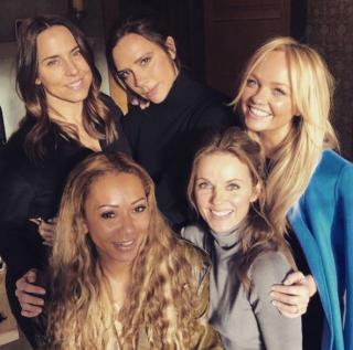 Spice Girls споют на свадьбе принца Гарри и Меган Маркл