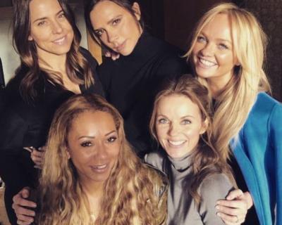 Spice Girls споют на свадьбе принца Гарри и Меган Маркл-430x480