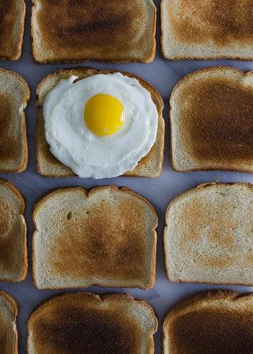 не поправиться от хлеба