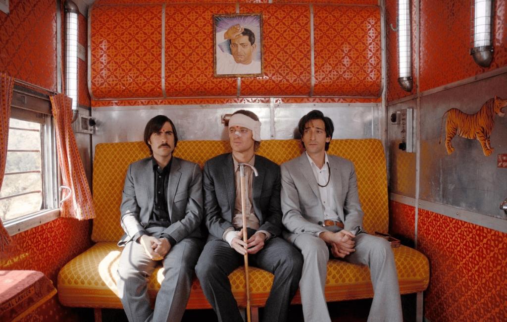 Фильм «Поезд на Дарджилинг.Отчаянные путешественники» фото