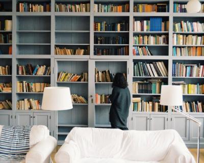 7 книг, которые должны быть на полке успешных людей-430x480