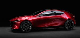Mazda на Женевском автосалоне