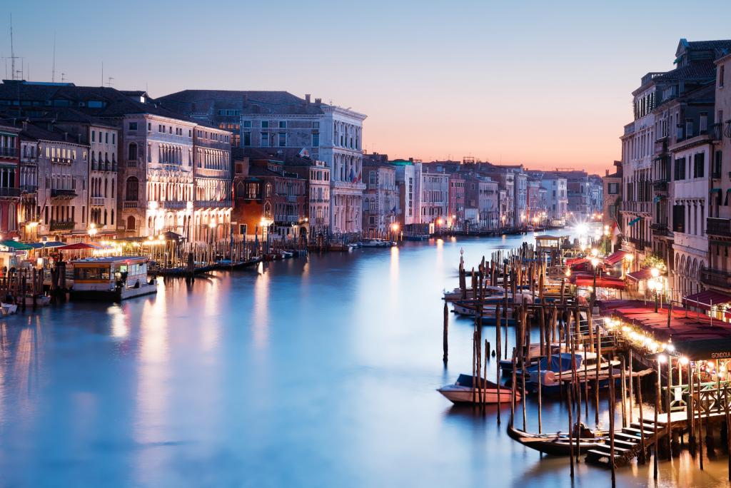 Венеция, Италия фото