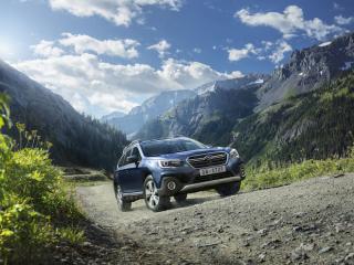 6 причин полюбить кроссовер Subaru Outback