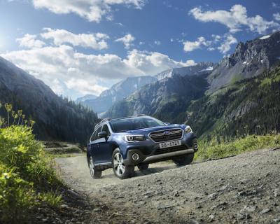 6 причин полюбить кроссовер Subaru Outback-430x480