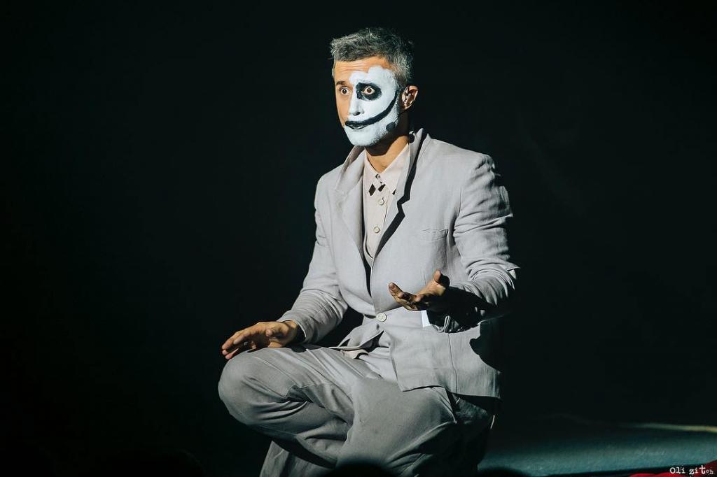Концерт Сергея Бабкина, фото