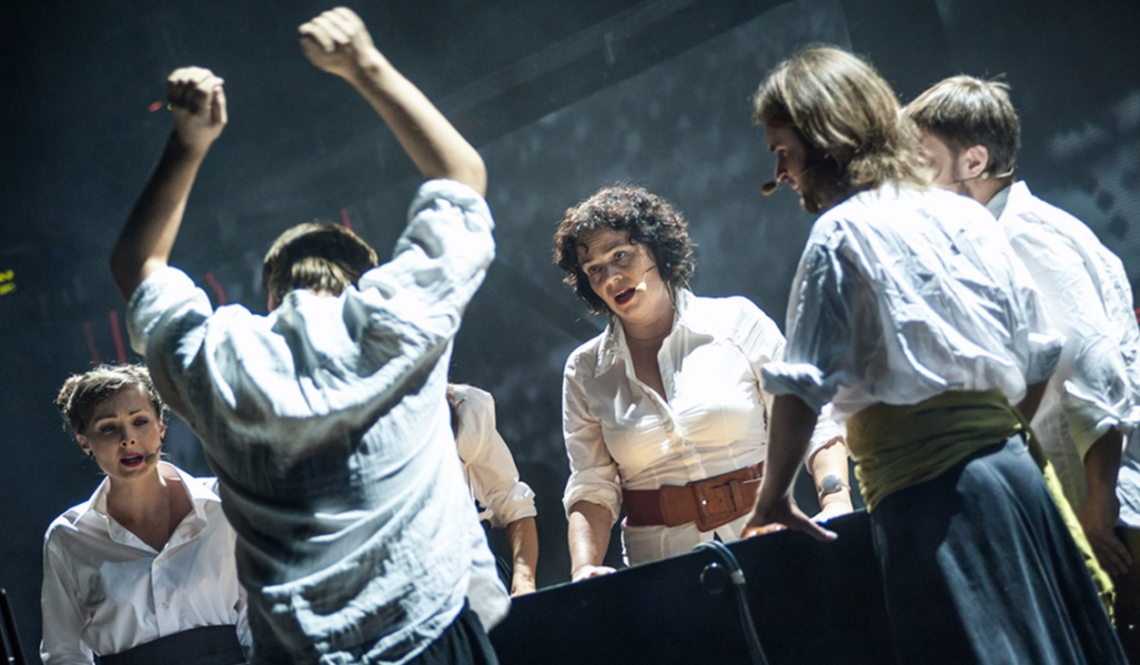 Опера-реквием «IYOV»фото