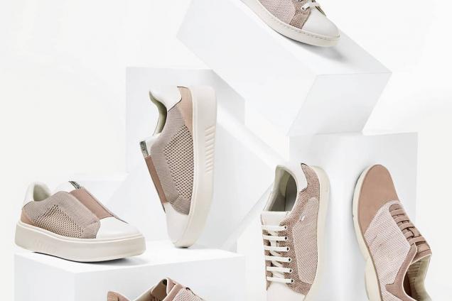 Новинки и тренды спортивной обуви весны 2018