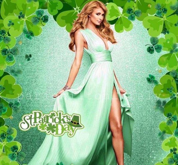 День святого Патрика: как звезды отметили «зеленый» праздник-Фото 4