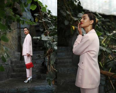 Дорогу весне: нежные образы от украинских fashion-блогеров-430x480