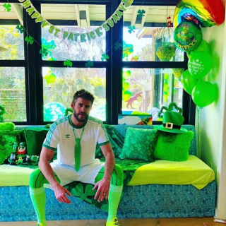 День святого Патрика: как звезды отметили «зеленый» праздник