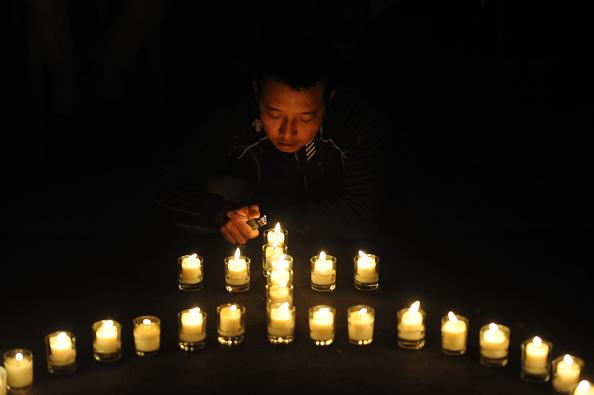 Акция Час Земли в мире фото