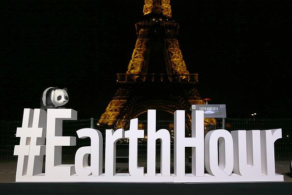 Акция Час Земли фото