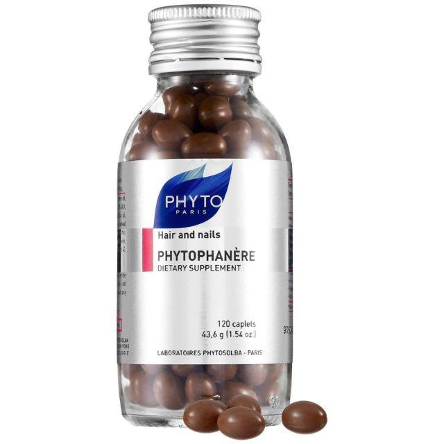 Диетическая добавка для волос и ногтей Phyto Phytophanere Hair And Nails Dietary Supplement отзывы