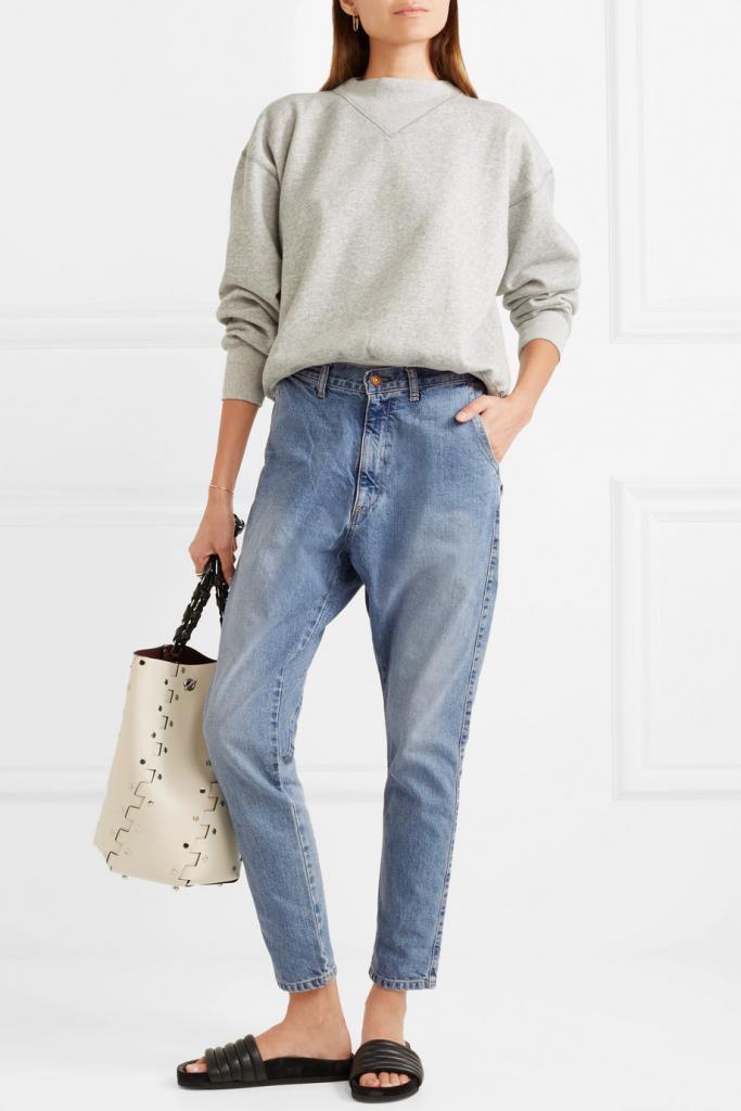 бойфренды джинсы это