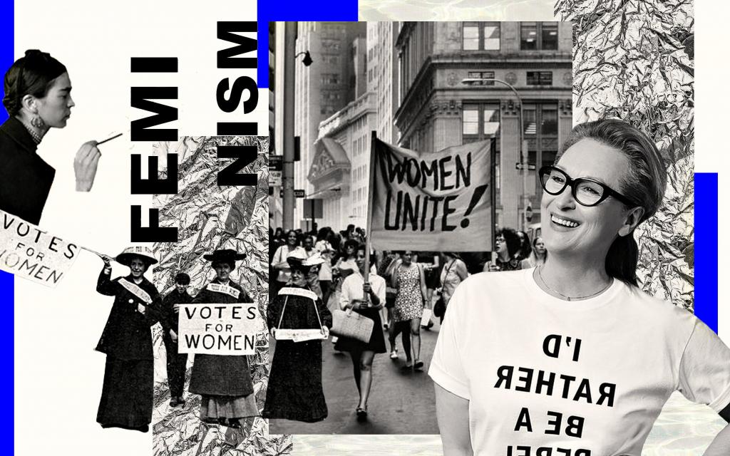 Что такое феминизм фото