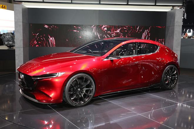 Mazda на Женевском автосалоне-Фото 3