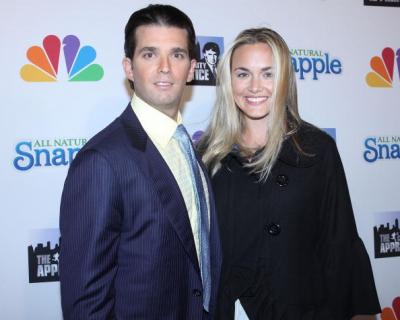 Сын Трампа разводится с женой спустя 13 лет брака-430x480