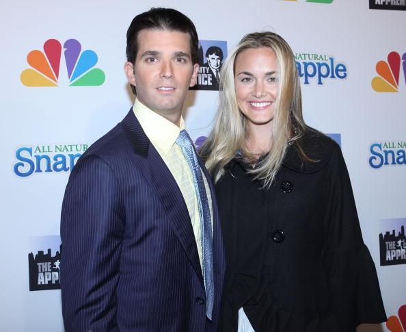 Сын Трампа разводится с женой спустя 13 лет брака-Фото 1