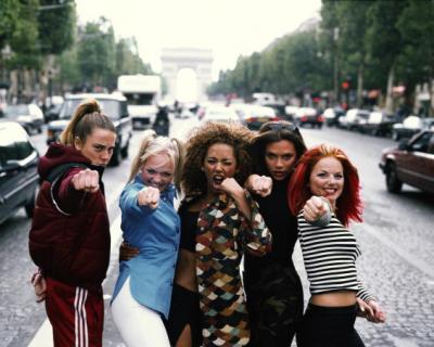 Spice Girls станут персонажами «супергеройского» мультфильма-430x480
