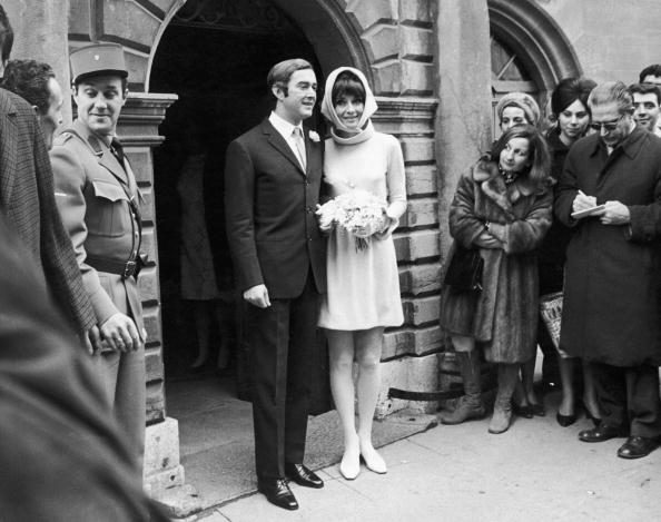 Свадьба Одри Хепберн