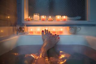 7 причин, почему горячая ванна лучше чем душ