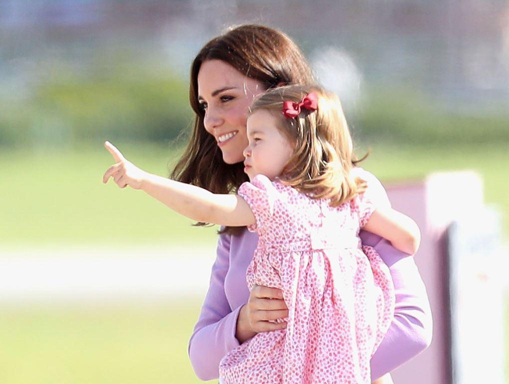 Принцесса Шарлотта новые фото