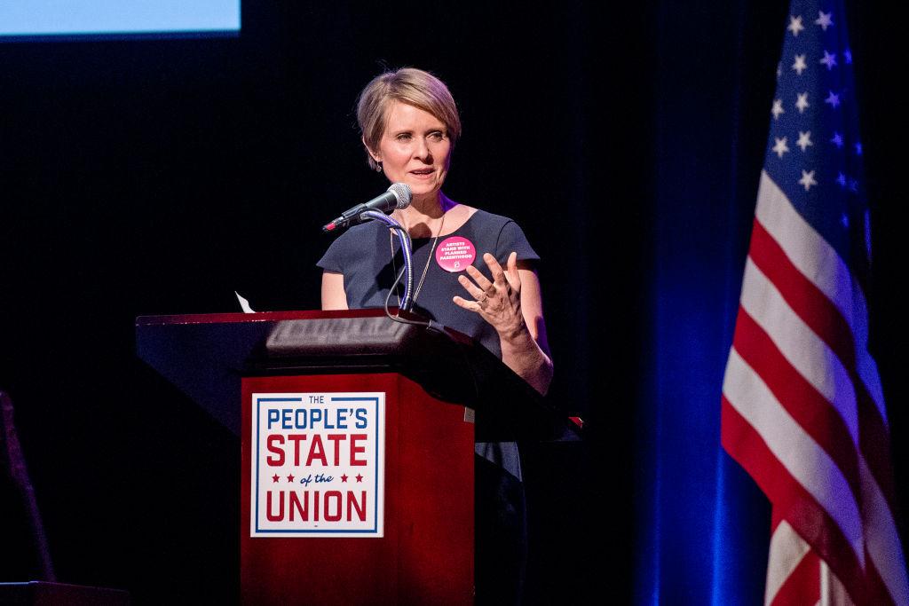 Звезда «Секса в большом городе» баллотируется в губернаторы Нью-Йорка-320x180