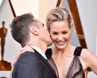 Любовь по-голливудски: лучшие пары премии Оскар 2018-430x480