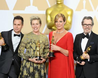 Оскар 2018: победителей огласили в Голливуде-430x480